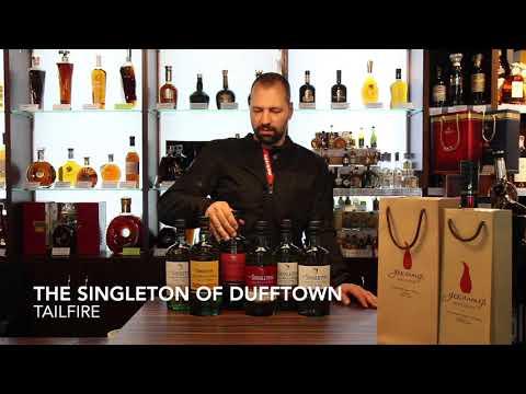THE SINGLETON OF DUFFTOWN | АЗБУКА ВИСКИ