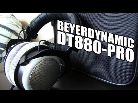 Beyerdynamic DT880-Pro - Unboxing & Overview