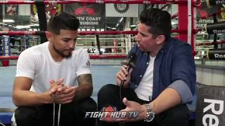 ABNER MARES FEELS MAYWEATHER TO BLAME FOR FANS TRASHING FIGHTERS W/LOSSES ON THEIR RECORDS