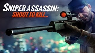 SNIPER 3D ASSASSIN REGION 16 VLAAHD MYR Gameplay Android / iOS
