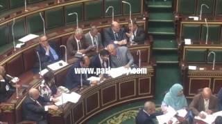 رغم التصويت على الخدمة المدنية ومناقشة قانون الهجرة.. أحاديث جانبية للنواب (فيديو)
