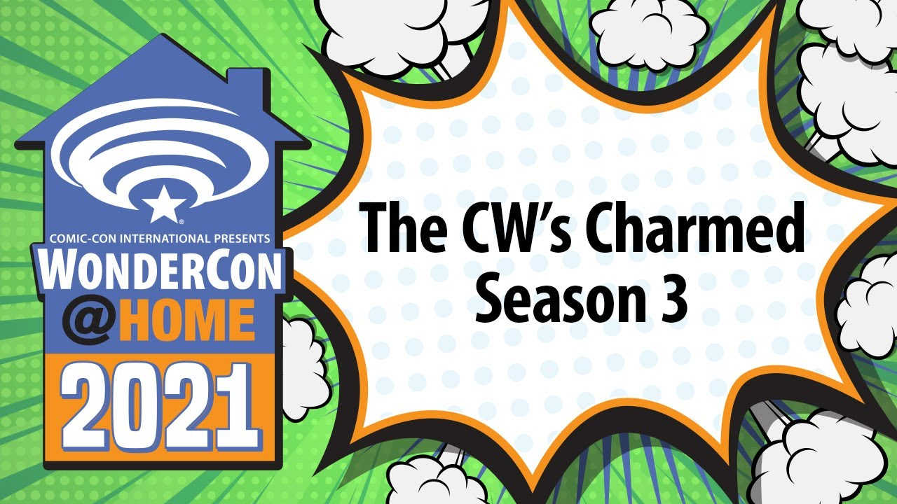 Download The CW's Charmed Season 3 | WonderCon@Home 2021