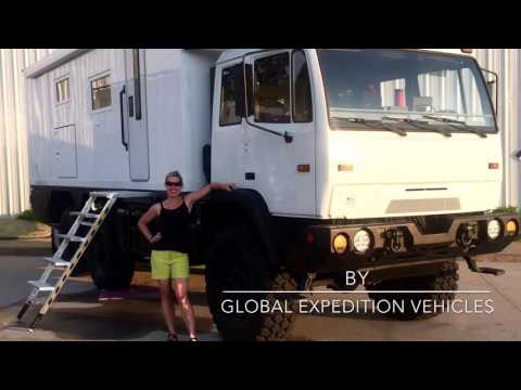 Two If Overland - New GXV Expedition Vehicle
