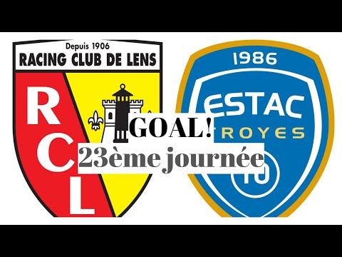 Lens Troyes Goals And Highlights
