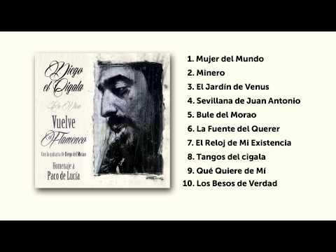 Sevillana de Juan Antonio - Diego el Cigala