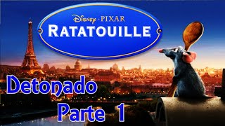 Ratatouille (PC/PS2/Wii) - Detonado 100% - Parte 1