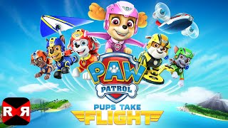 PAW Patrol Pups Take Flight (by Nickelodeon) - iOS / Android - All Complete Gameplay Video