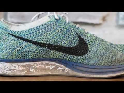How to deep clean Flyknit Racers with Reshoevn8r