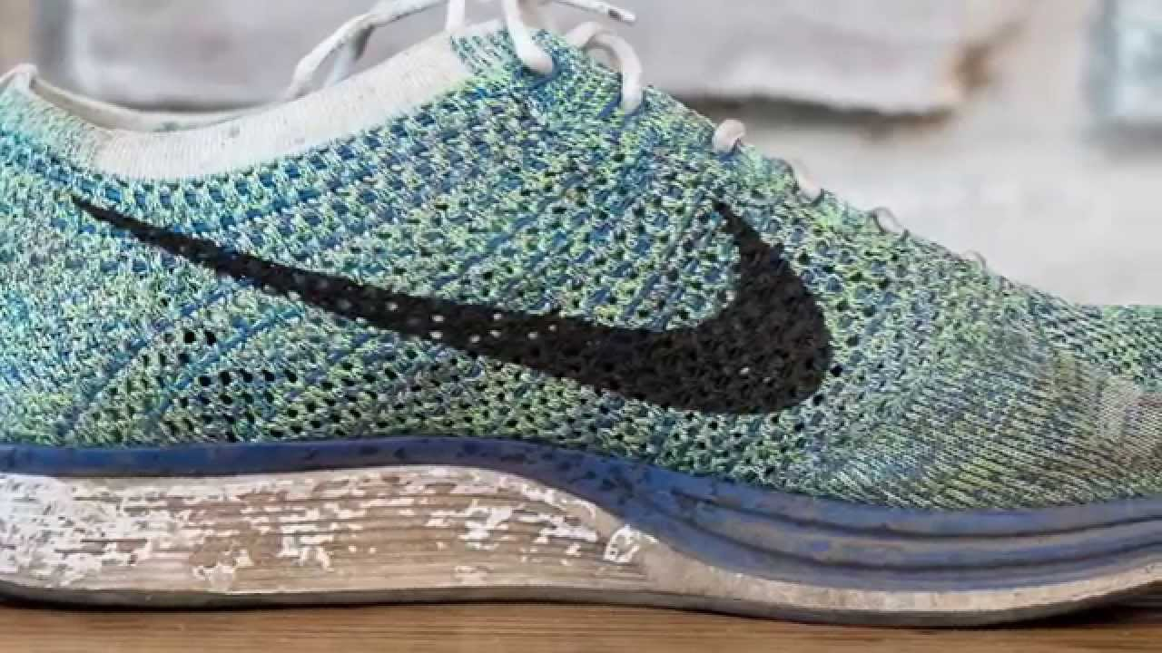5f13f25b48c3e How to deep clean Flyknit Racers with Reshoevn8r - YouTube