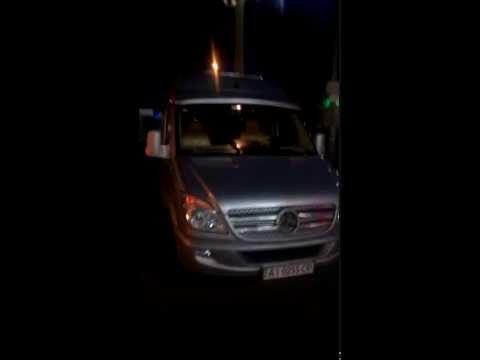видео: Заказ микроавтобуса киев - godspeed
