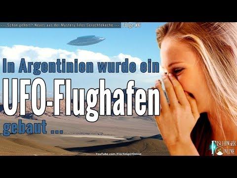 Mystery Files Gerüchteküche, Folge #6: UFO-Flugplatz in Argentinien gebaut?!