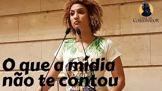 O PRINCIPAL MOTIVO do assassinato da vereadora Marielle Franco do (PSOL)