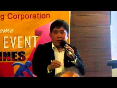 Zewang Help Davao City Event Presentation