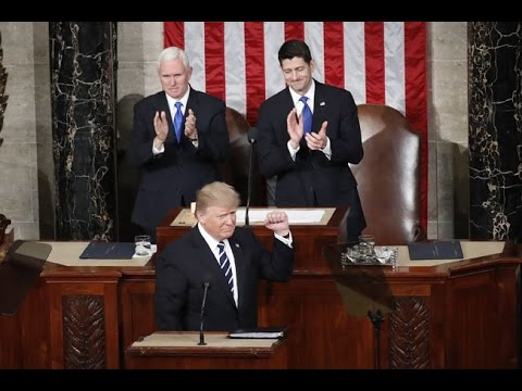 AMAZING: President Donald Trump Speech to Joint Session Of Congress