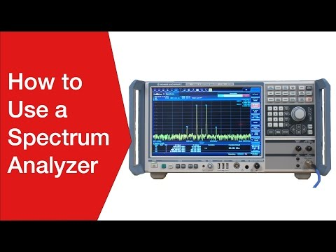 Test Spotlight: Signal Analyzer Measurementиз YouTube · Длительность: 2 мин23 с