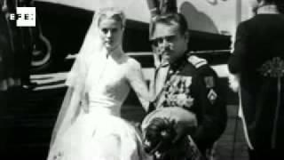 EFEMÉRIDES. Se cumplen 55 años de la boda de Grace kelly y el príncipe Rainiero