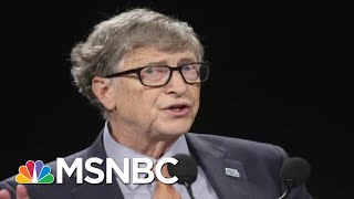 NYT: Bill Gates Repeatedly Met With Jeffrey Epstein | Velshi & Ruhle | MSNBC