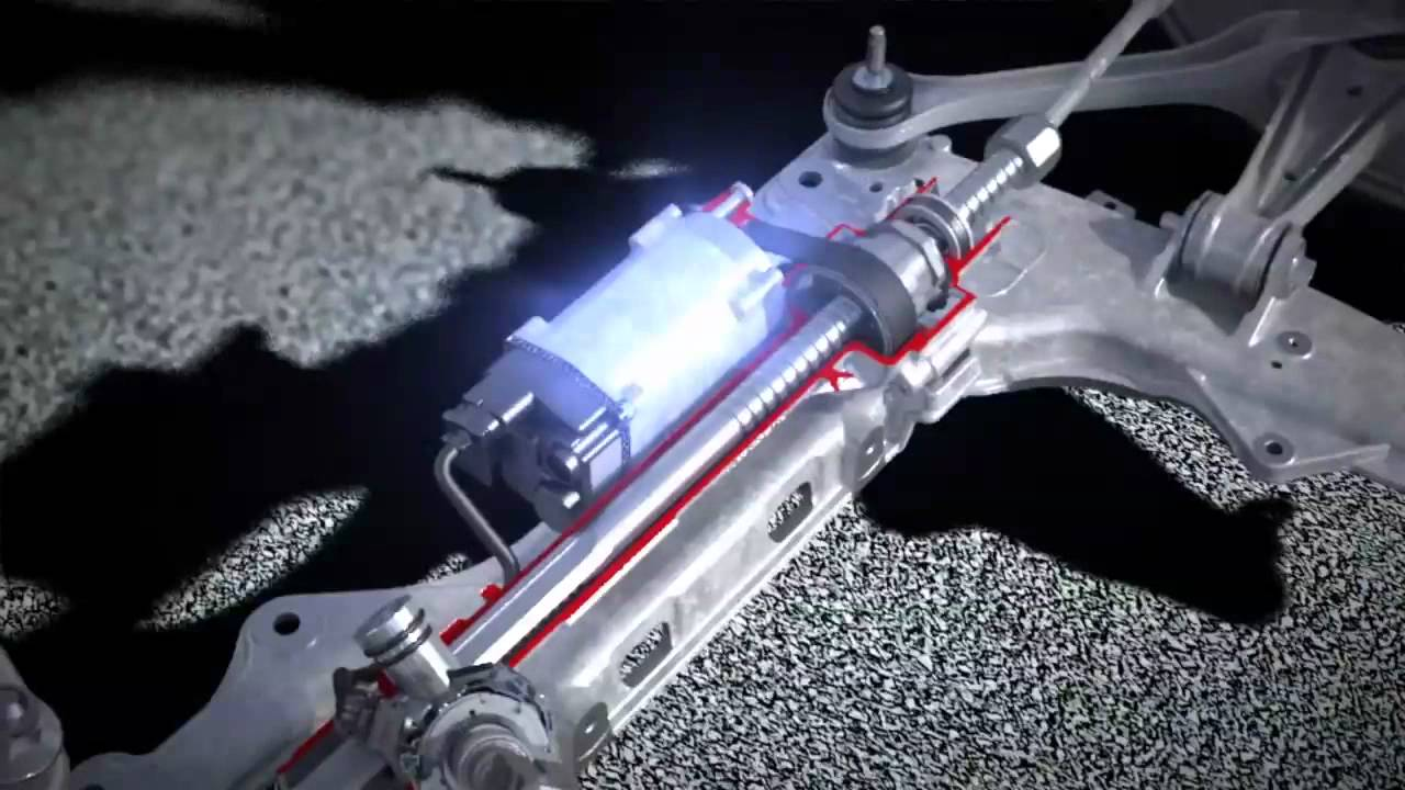 Elektrische Servolenkung Porsche 991 Youtube
