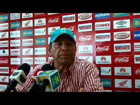 """Marvin Solano: """"Queremos ser un equipo ofensivo"""""""