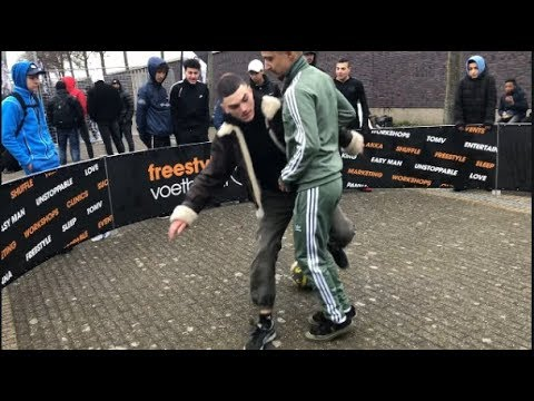 Soufiane Bencock/ Sean Garnier/Japan/Denmark/ Pannahouse/ WORLD Of STREET FOOTBALL Day 1
