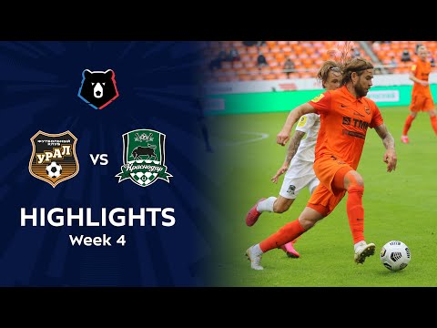 Ural Krasnodar FK Goals And Highlights