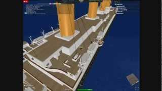 Roblox Titanic de Sniper588