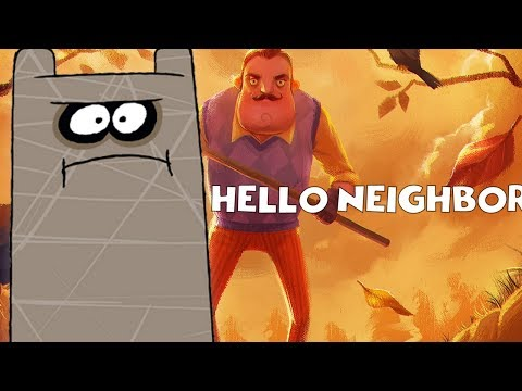 I think Im done with this game | Hello neighbor part 3