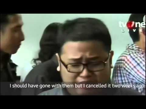 AirAsia flight loses contact with air traffic control   video   World news   The Guardian