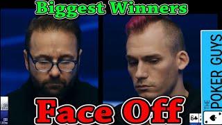 The Breakdown: Daniel Negreanu and Justin Bonomo Battle in 100k Buy in Tournament