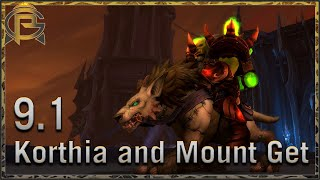 9.1 Korthia Meta - Assaults and Mounts