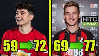 Every Premier League Club's Most Improved Player On FIFA 20