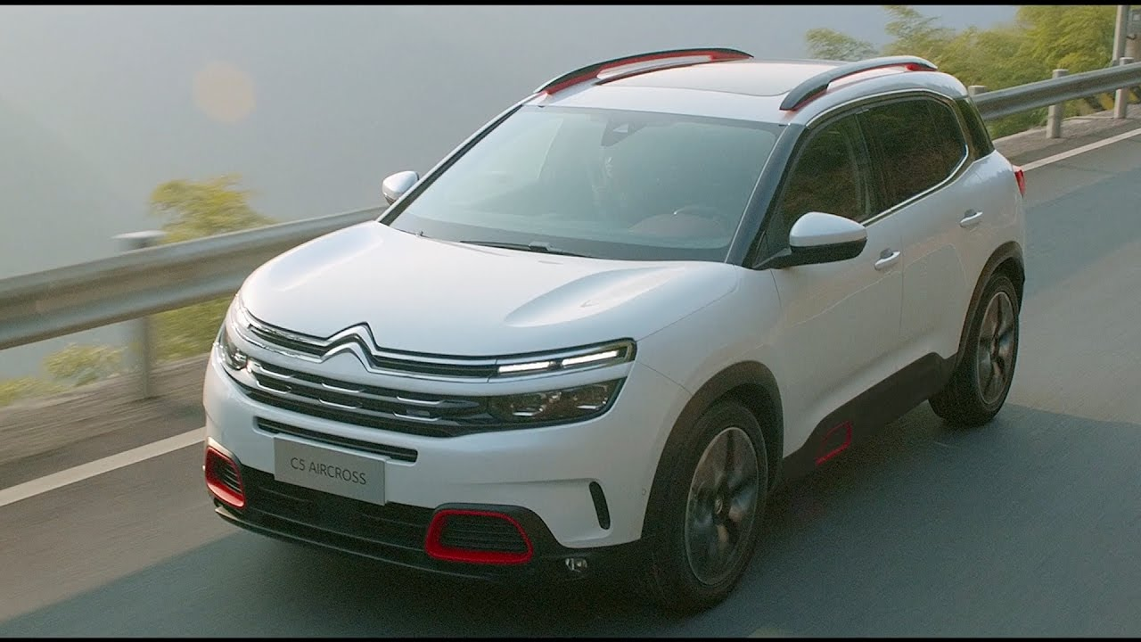2018 citroen c5 aircross youtube. Black Bedroom Furniture Sets. Home Design Ideas