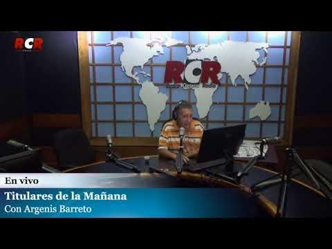 RCR750 - Titulares de la Mañana   Viernes 24/05/2018
