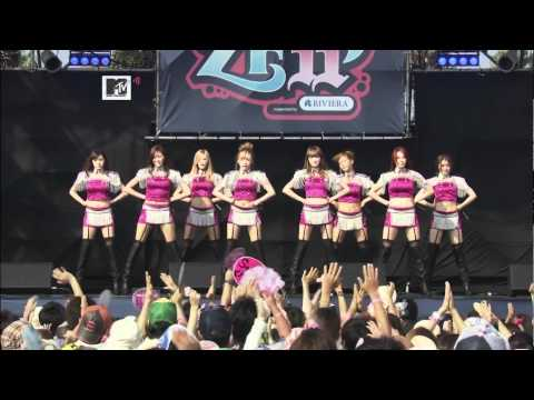 [110917] After School - Let's Do It + Bang! + Because Of You