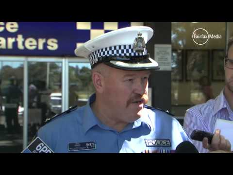 Police to target anti-social behaviour at Perth party spots     00:45