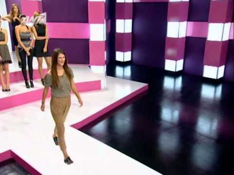 Greece's Next Top Model S2 / E5 [ 5 of 6 ] ANT1 GR ( 15/11/2010 )