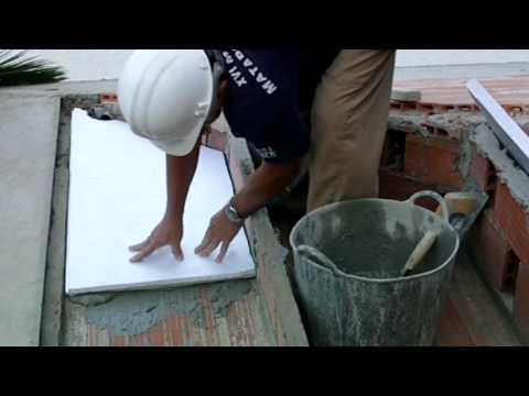 Aislamiento bajo cubierta con placas de poliestireno for Aislamiento termico poliestireno extruido
