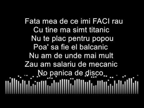 Delia & Macanache - Ramai cu bine (karaoke)