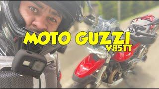 MOTO GUZZI V85TT - ¿SERÁ MOTO DE ABUELO?