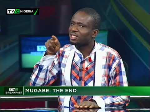 TVC Breakfast 22nd November 2017 |  Mugabe : The End