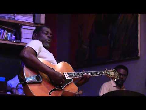 Jerry Eastman Band June 6, 2014 Song 1
