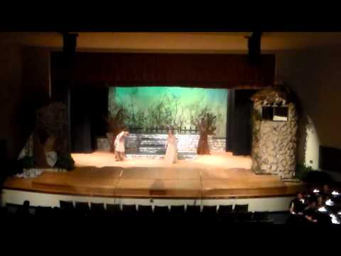 Thomson High School Presents: Into the Woods-Pt 4