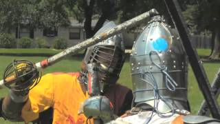 Armored Knights Battle In College Park Casselberry