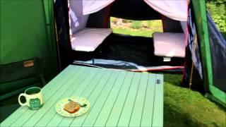 Снаряжение для автокемпинга: шатёр + палатка(Туристическое снаряжение. Автокемпинг. Палатка шатёр. fotodorogi.ru Ссылка на плейлист:https://www.youtube.com/playlist?list......, 2015-07-06T04:30:50.000Z)