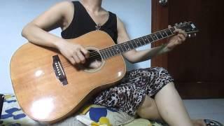 Hoa Vàng Mấy Độ - Guitar - LoiPhuong,