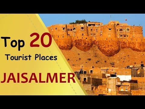 """JAISALMER"" Top 20 Tourist Places | Jaisalmer Tourism"