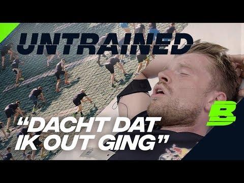 DE ALLERZWAARSTE 400 METER OMHOOG RENNEN! | UNTRAINED - Concentrate BOLD