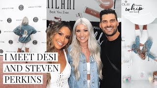 BEAUTYCON LA 2018 DAY 1 | Desi Perkins made my year!! Annaliese Hussey