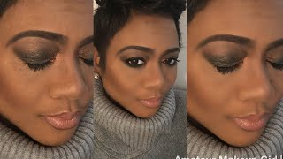 Makeup Fun: UD TroubleMaker Palette & Mascara | NEW Black Radiance Loose Setting Powder