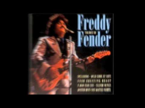 FREDDY FENDER: MY VOICE & UNIQUE ARRANGEMENT!!!: BEFORE MY NEXT TEARDROPS FALL